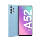 """Samsung Galaxy A52 5G 6.5"""" Doppia SIM 128 GB Blu TIM"""