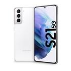 "Samsung Galaxy S21 5G 256 GB 6.2"" Phantom White"