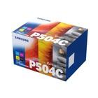 Samsung HP CLT-P504C Toner laser Nero, Ciano, Magenta, Giallo