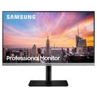 """Samsung LS24R650FDU 23.8"""" Full HD IPS Piatto Nero, Grigio"""