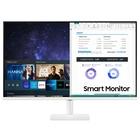"Samsung LS32AM501NUXEN 32"" Full HD LCD Bianco"