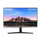 """Samsung LU28R552UQR 28"""" 4K Ultra HD LED Blu, Grigio"""