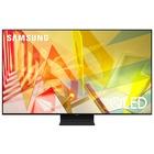 """Samsung QE55Q95TAT 55"""" 4K Ultra HD Smart TV Wi-Fi Nero, Argento"""