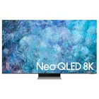 """Samsung QE65QN900A Series 9 TV Neo QLED 8K 65"""" Smart TV Wi-Fi Stainless Steel 2021"""