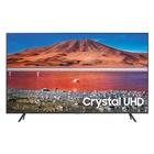 "Samsung Series 7 UE43TU7172U 43"" 4K Ultra HD Smart TV Wi-Fi Carbonio, Argento"