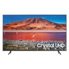 "Samsung Series 7 UE55TU7172U 55"" 4K Ultra HD Smart TV Wi-Fi Carbonio, Argento"