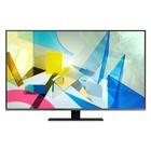 """Samsung Series 8 QE49Q80TAT 49"""" 4K Ultra HD Smart TV Wi-Fi Nero, Argento"""