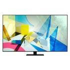 """Samsung Series 8 QE55Q80TAT 55"""" 4K Ultra HD Smart TV Wi-Fi Nero, Argento"""