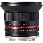 Samyang 12mm f/2.0 NCS CS MTF Nero