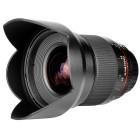 Samyang 16mm t/2.2 VDSLR II ED AS UMC CS Canon