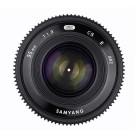 Samyang 35mm t/1.3 Cine Sony E-Mount