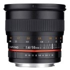 Samyang 50mm f/1.4 AS UMC Sony E-Mount