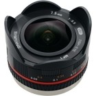 Samyang 7,5mm f/3.5 UMC MFT Black