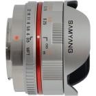 Samyang 7,5mm f/3.5 UMC MTF Silver