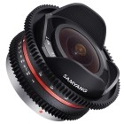 Samyang 7,5mm t/3.8 VDSLR UMC Fish-eye MFT