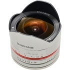 Samyang 8mm f/2.8 UMC Fish-eye II Sony E-mount Silver