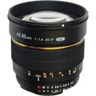 Samyang 85mm f/1.4 AS IF UMC Nikon