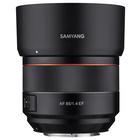 Samyang 85mm f/1.4 AF Canon EF