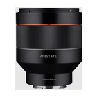 Samyang 85mm f/1.4 AF FE Sony-E Mount DA ESPOSIZIONE