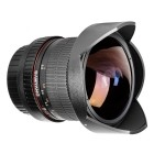 Samyang 8mm f/3.5 Aspherical UMC Fish-eye CS II Fuji X