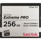 SanDisk 256GB Extreme Pro CFast 2.0 525MB/s