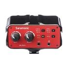 Saramonic Interfaccia audio con ingressi XLR doppi Modello SR-PAX1