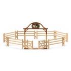 Schleich Horse Club 42434 accessorio per miniature giocattolo Toy figure fence
