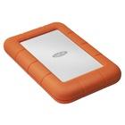 Seagate LAC301558 Rugged Mini 1000 GB Arancione, Argento