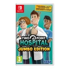 Sega Two Point Hospital Jumbo Edition Nintendo Switch
