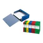 Sei rota 67890407S Cartellina 25x35 cm PVC Blu 30 pezzi