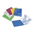 Sei rota Fantasia cartellina e accessori A4 Multicolore 15 pezzo(i)