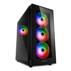 Sharkoon TG5 Pro RGB Midi Tower Nero