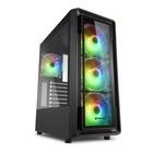 Sharkoon TK4 RGB Midi Tower ATX Nero
