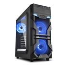 Sharkoon VG7-W LED Blu ATX Mid Tower