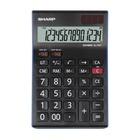 Sharp EL-145T Calcolatrice finanziaria Nero