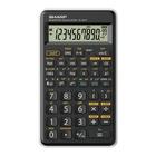 Sharp EL-501T Calcolatrice scientifica Nero, Bianco