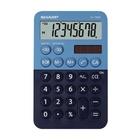 Sharp EL-760R Calcolatrice finanziaria Blu