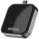 Sitecom CH-007 Caricabatterie per dispositivi mobili Interno, Esterno Nero, Grigio