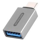 Sitecom CN-370 cavo di interfaccia e adattatore USB 3.0 USB 3.1 Type C Argento