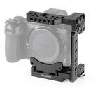 SmallRig Gabbia CN2262 per Nikon Z6 e Z7 con piastra sgancio rapido Manfrotto 501 QR