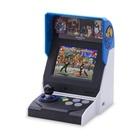 """SNK NEOGEO Mini Console 3.5"""" Nero, Blu, Argento"""