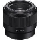 Sony SEL 50mm f/1.8 FE
