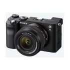 Sony Alpha 7C Nero + FE 28-60mm f/4-5.6