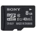 Sony 8GB MICRO SDHC UHS-I 90MB/s + adattatore