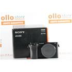 Sony Alpha 6300 Body Nera Usata Scatti 7600 circa