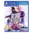 Sony Blood & Truth - PS4