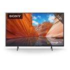 "Sony BRAVIA KD55X81J Smart TV 55"" 4K Ultra HD LED HDR con Google TV Nero"