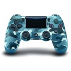 Sony DualShock 4 PS4 Analogico/Digitale Bluetooth Blu, Mimetico
