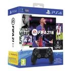 Sony DualShock 4 v2 + FIFA 21 Bluetooth/USB PS4 Nero