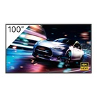 """Sony FW-100BZ40J 100"""" VA 4K Ultra HD Nero Android"""